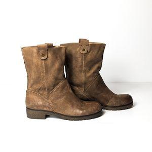 Nine West Brown Vintage America BRADLEY Boots